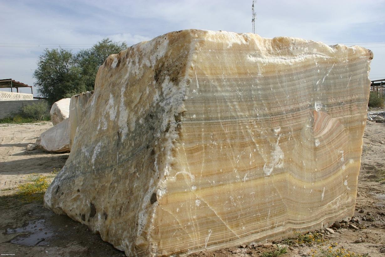 Blok Mermer Madeni
